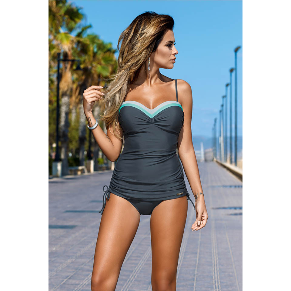 Sexy Tankini Set Swimsuit
