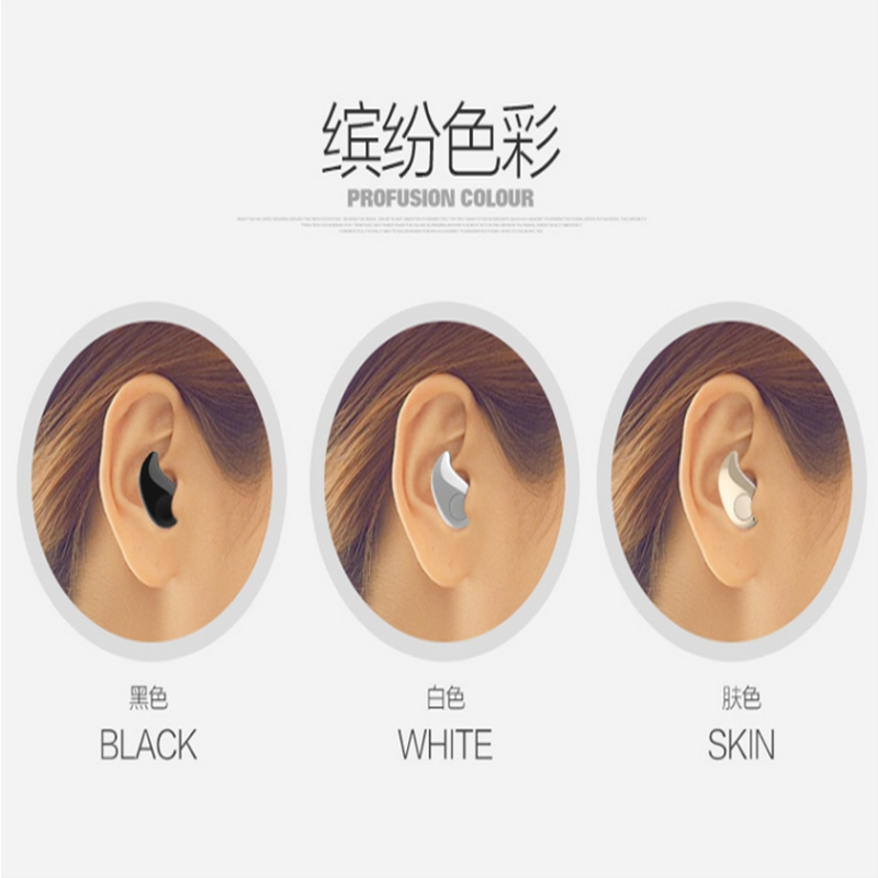 CE&ROHS approved factory direct selling bluetooth v4.0 bluetooth earphone 2016 new technology image