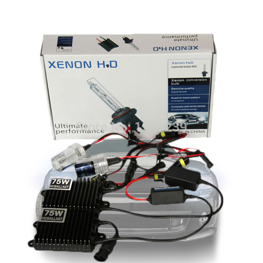 75W hid xenon kit xenon ballast car headlight auto lamp h1 h4 h7 h8 h11 hb3 hb4 h13 9007 9008 bulb white color 6000k стол helios складной овальный hs ta 21407m