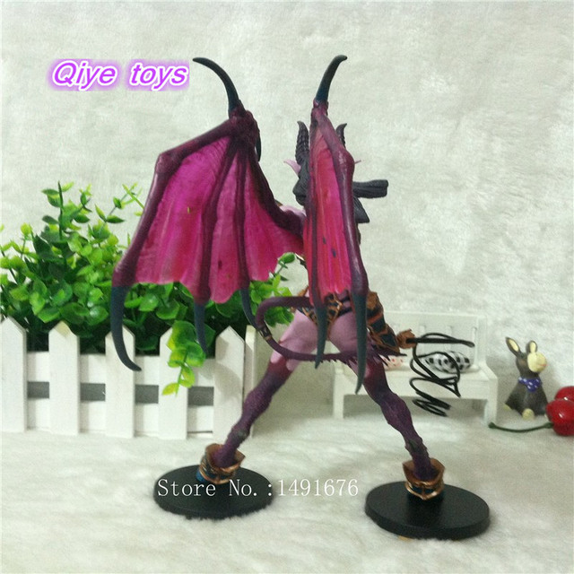 WOW Figure Toy DC Banshee / Succubus Mages 20CM PVC Action Figure Classic Toys For Boys Collection Model 5