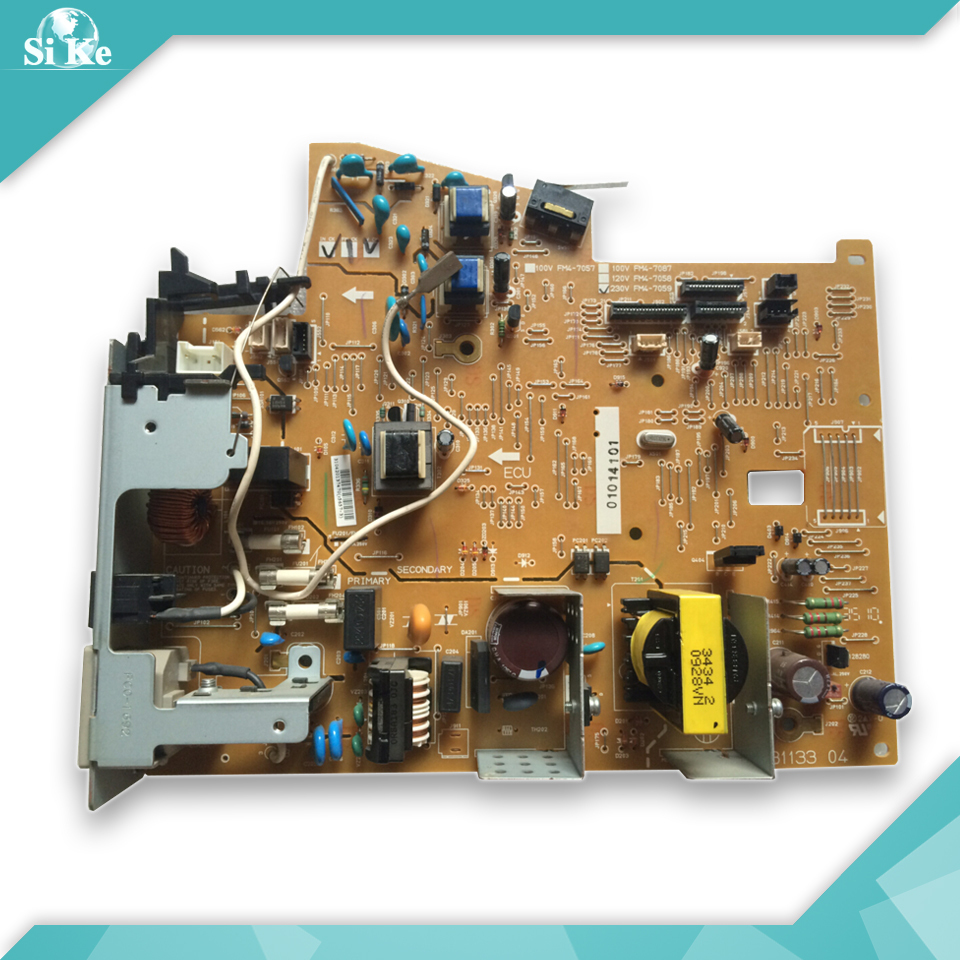 Free shipping 100% tested Power board for Canon MF4410 MF 4410 4412 4420 4450 4570 4452 D520 power supply board on sale image