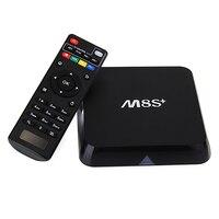 [Trasporto I8 tastiera] M8S + Plus. Android 5.1 TV Box Streaming Media Player 2G/8G Amlogic S812 Quad Core 4K1000M A pieno Carico