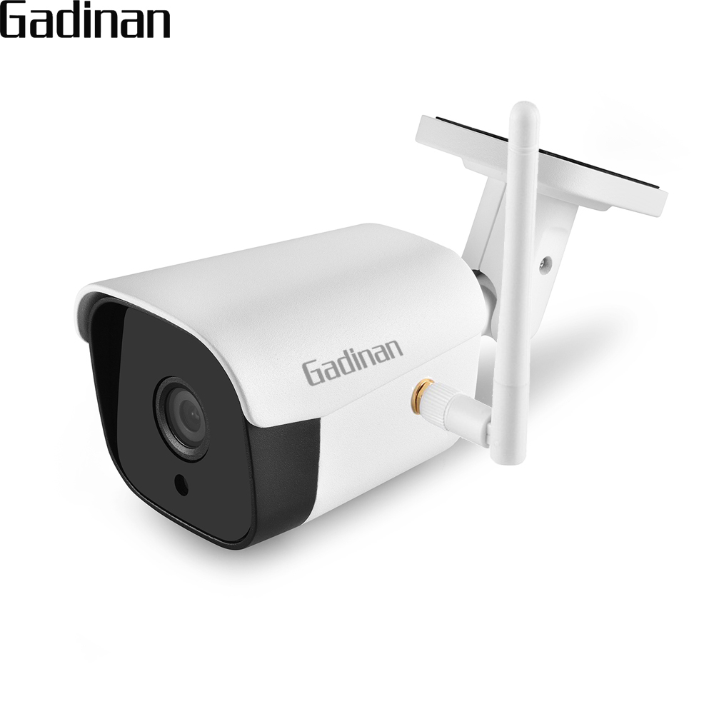 GADINAN Yoosee WIFI IP Camera 1080P 960P 720P HI3518EV200 Waterproof AP Network Wireless Wired P2P Nignt Vision Max Up to 128G wistino 1080p 960p wifi bullet ip camera yoosee outdoor street waterproof cctv wireless network surverillance support onvif