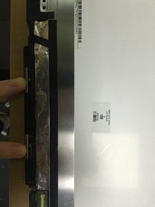 Image 2 - Originale 14 IPS LCD Touch Screen Digitizer Assembly + Telaio B140XTN02.E N140HCE EBA per HP PAVILION X360 14M BA 14 ba serie