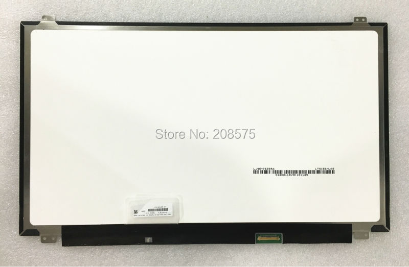Free Shipping LTN156HL08-201 For DEL 15 Inspiron 7558 7000 TOUCH LCD SCREEN ASSEMBLY 1920*1080 EDP 30PINS free shipping n156bgn e41 nt156whm t00 40pins edp lcd screen panel touch displayfor dell inspiron 15 5558 vostro 15 3558 jj45k