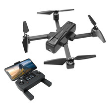 RC Airplanes 5G WIFI FPV 2K GPS Brushless Foldable RC Drone With Single-axis Gimbal RC Helicopter A702 2 axis brushless gimbal controller board with sensor