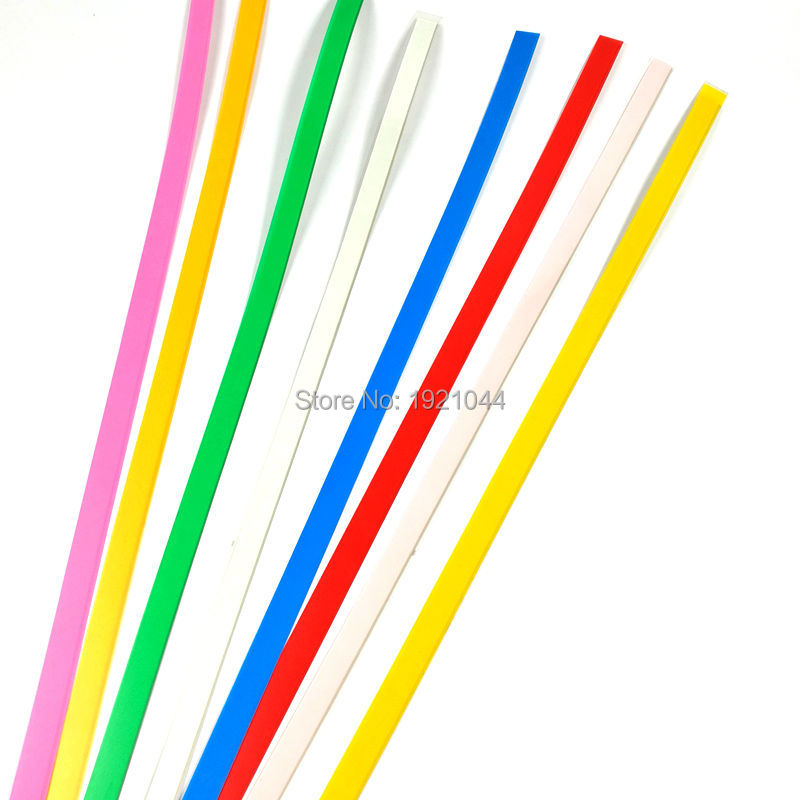 8 Colors Optional 1.4X60CM Without EL driver el tape el wire el strip for model,dispaly,car,house,holiday,party decoration