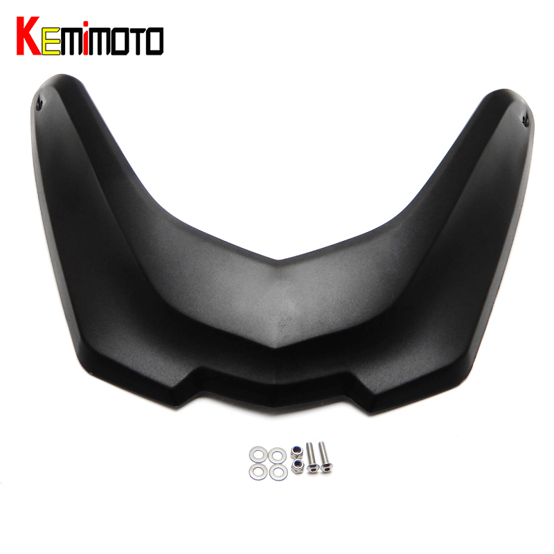 For BMW R1200GS Front Fender Beak Extension extender fit for BMW R 1200 GS LC 2013-2016 after market