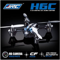 Original Drones JJRC H6C RC Remote Control Helicopter Quadcopter With 2MP Camera 6 AXIS LED Light 4CH 2.4GHz LCD Transmitter
