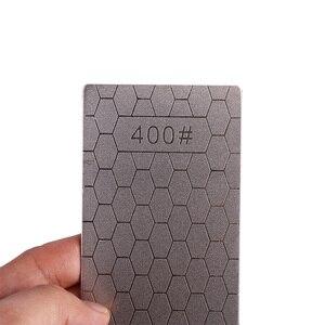 Image 5 - Алмазный точильный камень, профессиональная точилка для ножей 400 # или 1000 #, тонкий Алмазный точильный камень для ножей, Алмазный точильный камень, кухонный инструмент