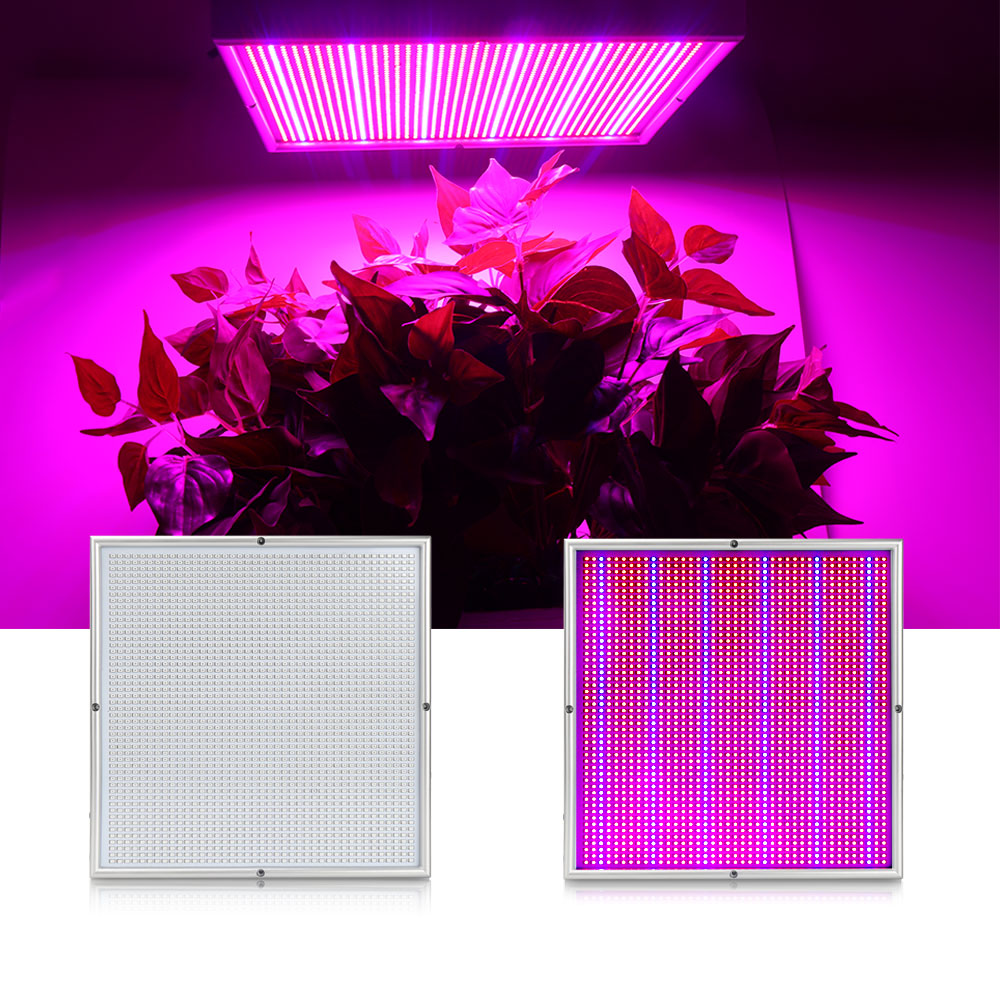 200W Led grow Plant light AC85~265V Full Spectrum 2009 Leds for Greenhouse Plants vegeable Hydroponics Flower Panel Grow Light 30w led grow light ac85 265v full spectrum 290led greenhouse plants hydroponics flower medicine panel grow light