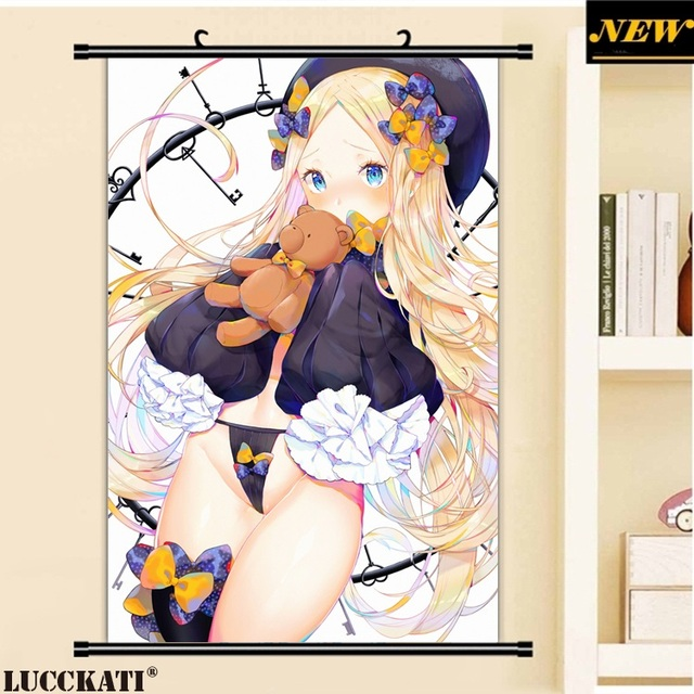 40x60cm Fate Grand Order Fatego Fgo Sexy Loli Cameltoe Art Wall Picture Mural Poster Scroll Cloth Canvas Painting