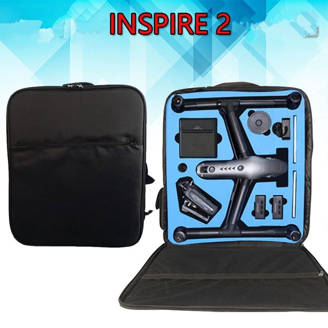 DJI Accessories DJI Inspire 2 RC Drone FPV Quadcopte Backpack Travelling Shoulder Bag Hardshell Hard Shell Bag