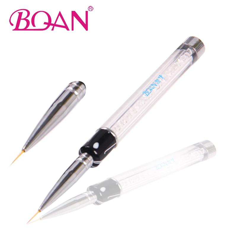 برس قلم موی برس BQAN Diamond Liner برس آستریلی - هنر آرایش ناخن