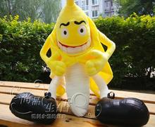 Plush doll 1pc 60cm cartoon anime wicked funny banana hold pillow home decoration children stuffed toy creative gift for baby