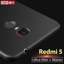 Xiaomi Redmi 5 Case Redmi5 Cover Silicone Back Soft Ultra Thin Matte Protect 5.99 Inch Huawei Plus