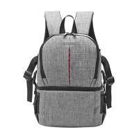 Photo Camera Dslr Video Waterprpof Oxford Fabric Soft Padded Shoulders Backpack Slr Bag Case For Digital Camera