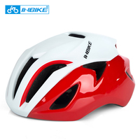 INBIKE New Cycling Helmet High Quality Bicycle Helmet Men Women Integrally Molded MTB Safety Teenager Mountain