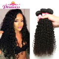 8A Grade Brazilian Kinky Curly Virgin Hair Brazilian Curly Weave Human Hair Wet And Wavy Soft  Brazilian Kinky Curly Hair