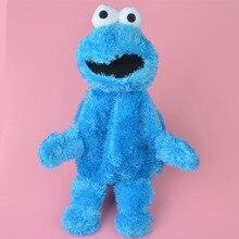 Печенье монстр плюшевая игрушка-рюкзак, кунжута Детский плюшевый мешок подарок