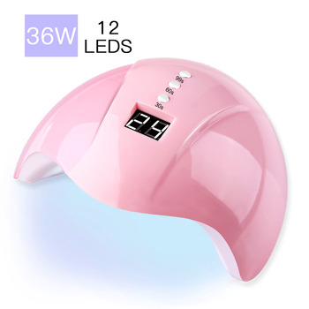 Nail Gel Dryer - 36W