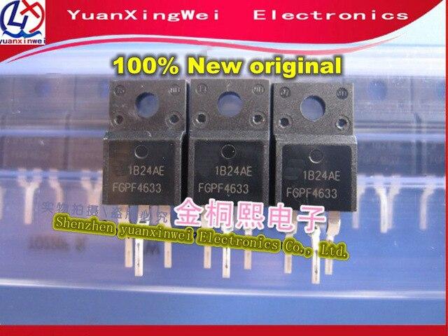 100% 신품 무료 배송 10 pcs fgpf4633 fgpf 4633 tof