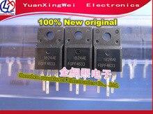 100% חדש מקורי משלוח חינם 10PCS FGPF4633 FGPF 4633 TO220F