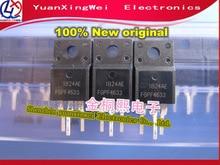 100% new original Free Shipping 10PCS FGPF4633 FGPF 4633 TO220F