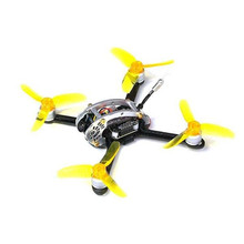In Stock Kingkong FLY EGG 130 130mm FPV Racing Drone With F3 10A 4in1 Blheli_S 25/100MW 16CH 800TVL PNP BNF RC Quadcopter