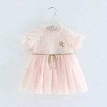 2019 Summer Baby Dresses Girls Princess Dress Toddler Infant