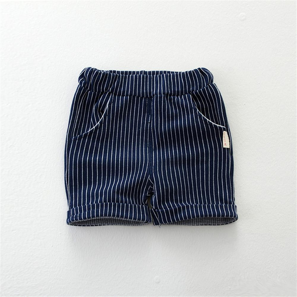 2018 для маленьких мальчиков одежда новый летний хлопковый галстук для маленьких мальчиков Комплекты комплект из 2 предметов, футболка + шорт...