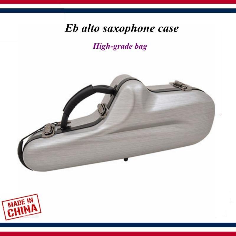 Saxophone Accessories - Saxophone Case - Eb Alto Saxophone Bag, Bb Tenor Saxophone Case , Hard Case Backpack - High-grade Bag