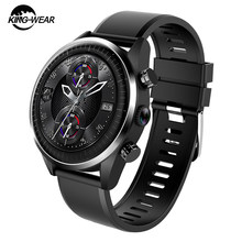 KingWear KC05 Pro 4G Smartwatch Phone Android 7.1 OS MTK6739 Quad Core 1.25GHz CPU 3GB RAM + 32GB ROM GPS Camera Sports Modes(China)
