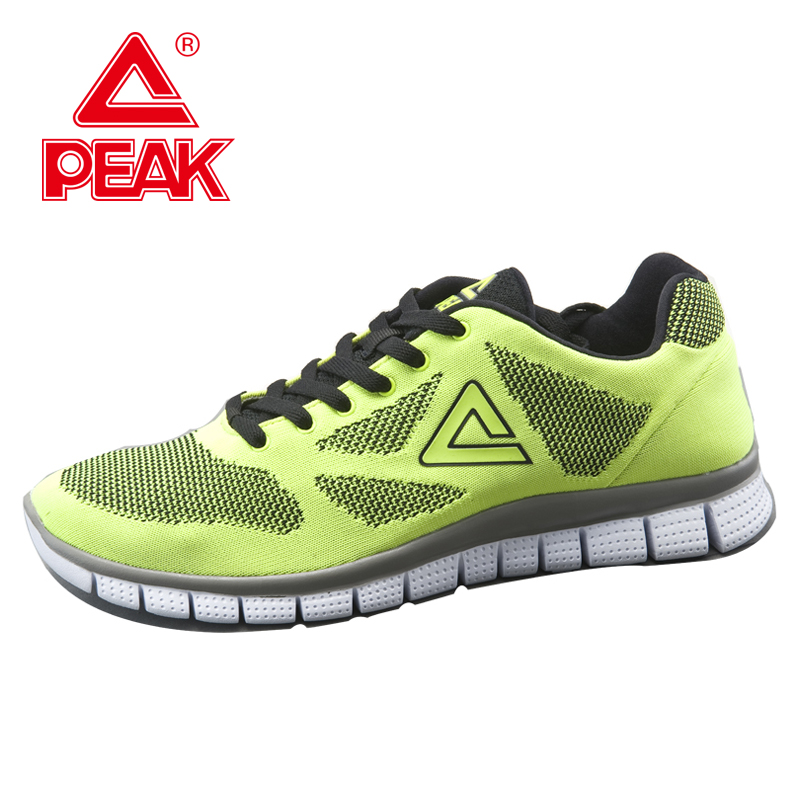 PEAK SPORT Spring and Autumn running shoes for men women sneakers sport  shoes Lace up Rubber Sports Shoes-in Running Shoes from Sports    Entertainment on ... a89cb9f93