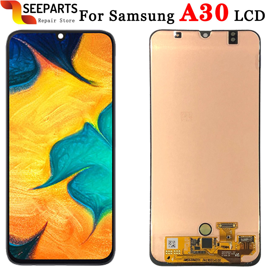 Original Test For Samsung Galaxy A30 A305/DS A305F A305FD A305A LCD Display Touch Screen Digitizer Assembly For Samsung A30 LCDOriginal Test For Samsung Galaxy A30 A305/DS A305F A305FD A305A LCD Display Touch Screen Digitizer Assembly For Samsung A30 LCD