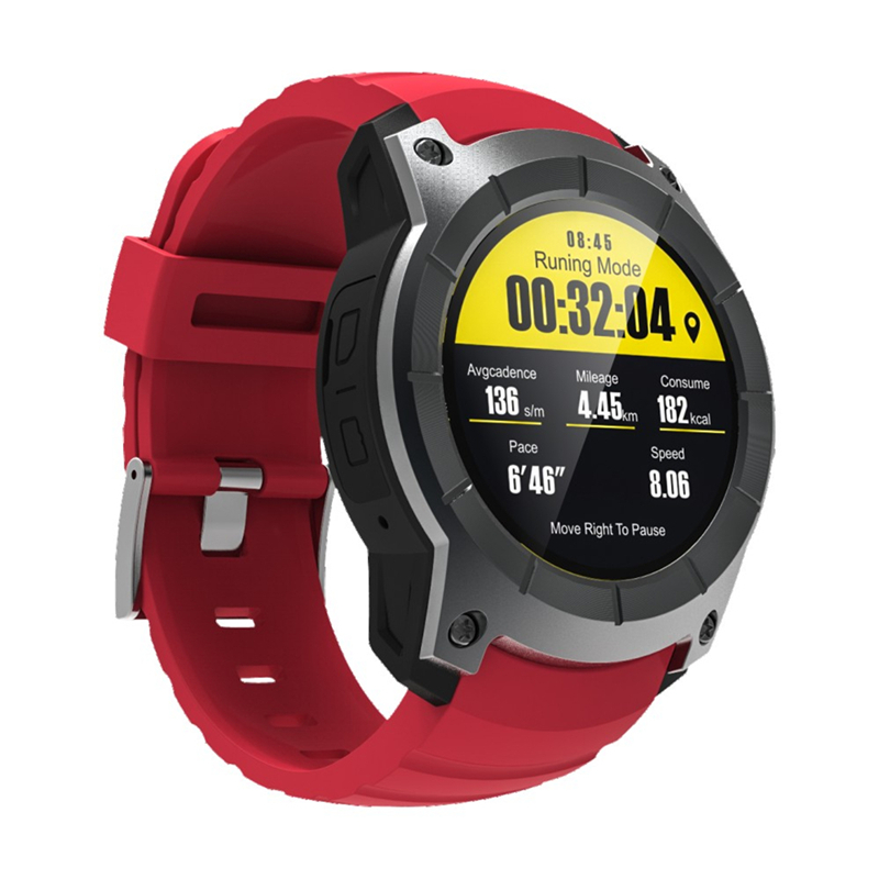 S958 GPS Smart Watch Outdoor Activity Sports Waterproof Heart Rate Monitor SIM Card Call Smartwatch Compatible for Android IOS
