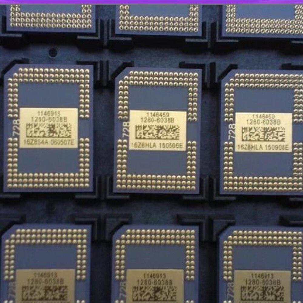100% New Original DLP Projector 1280-6439B/6038B/6039B/6138B DMD Chip Fit For BENQ W600+,W600, W700,W703D ;ACER H5360 DMD Chip brand new dmd chip 1280 6038b 1280 6039b 1280 6138b 6139b 6338b