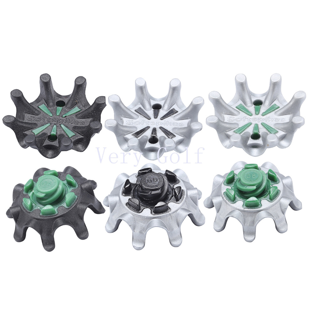 b9093a5d21c65b Free Shipping 28pcs Softspikes Fast Twist Cleats Soft Spikes Champ Stinger Spikes  Golf TRI LOK SYSTEM SPIKES-in Golf Training Aids from Sports ...