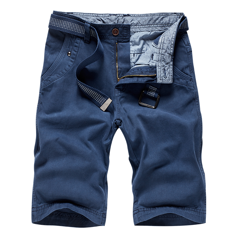 Cargo-Shorts Homme Cool Military Summer Camouflage New Loose Men