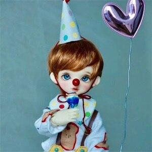 Image 2 - OUENEIFS poupée Ramcube Ravi BJD SD 1/6 corps, poupées modèles en résine, jouets de haute qualité, boutique Luodoll, cadeaux danniversaire