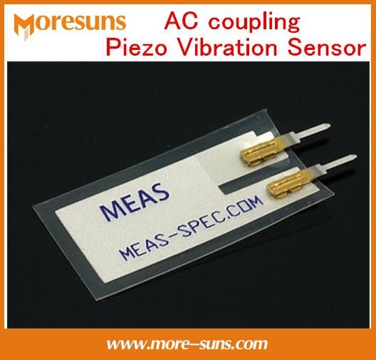 Fast Free Ship 2PCS/lot Piezoelectric film vibrating <font><b>sensor</b></font> high sensitivity AC coupling <font><b>Piezo</b></font> <font><b>Vibration</b></font> <font><b>Sensor</b></font>