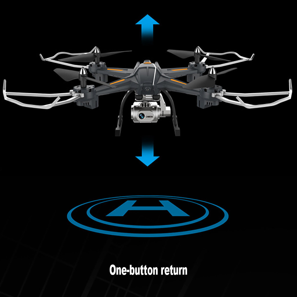 Image 5 - 2019 Portable Suitable Charging Global Drone S5 5.8G 1080P WiFi FPV Camera RC Quadcopter Drone Aircraft Hot   Helicopter-in RC Helicopters from Toys & Hobbies