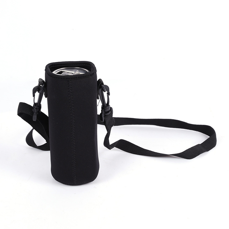 1000ML Water Bottle Carrier Insulated Cover Bag Holder Strap Pouch Outdoor WB