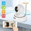 SANNCE 720 P CCTV Câmera IP Sem Fio IR Cut Filter 6Led 3.6mm lens Dia/Night Vision Vídeo Ao Ar Livre Câmera de Vigilância à prova d' água
