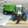 ( 5 шт./упак. ) JOYCITY масштаба 1/43 фермы автомобиля конструкторы VegetablesTransport трактор с прицепом литья под давлением игрушечную машинку новый в коробке