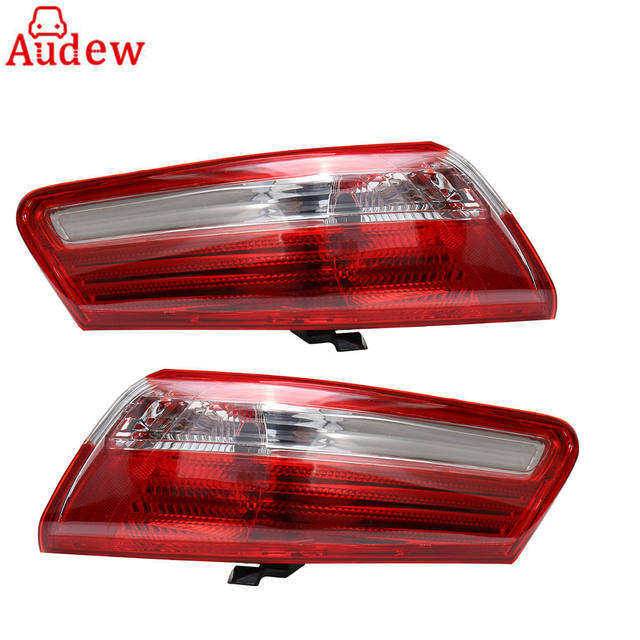 1Pcs Red Left / Right Side Car Tail Light Brake Lamp Replacement For Toyota  Camry 2007