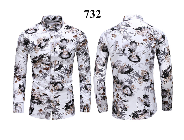 HTB1edkZakL0gK0jSZFAq6AA9pXaM - Casuals Shirt Men Autumn New Arrival Personality Printing Long Sleeve Shirts Mens Fashion Big Size Business Office Shirt 6XL 7XL