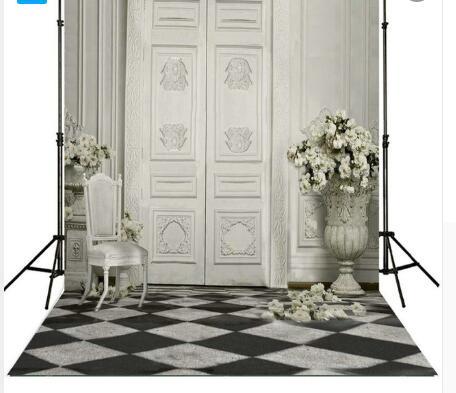 3X6 м резной цветок гостиная фон виниловая ткань высокого качества компьютерная печать свадебные фото фон