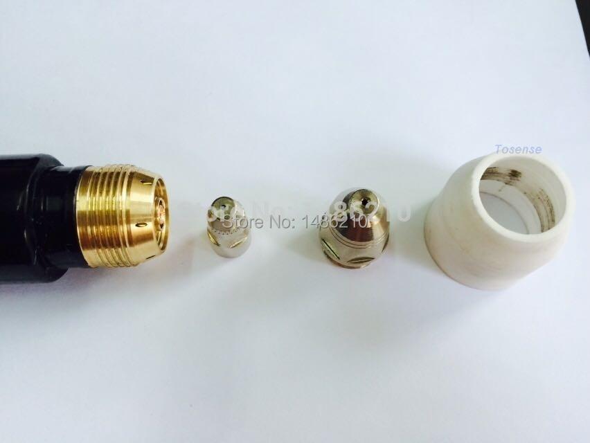 suitable for the p80 cuttingtorch/gun 90pcs p80 torch consumables cutting electrode