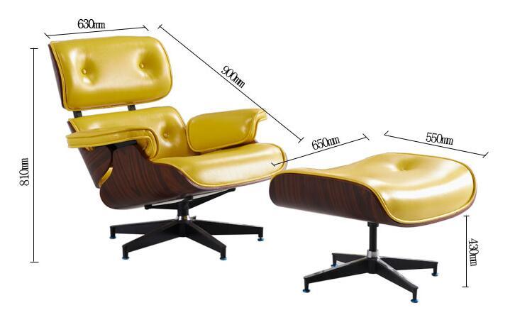Mid century moderne klassieke multiplex ontwerp replica stijl